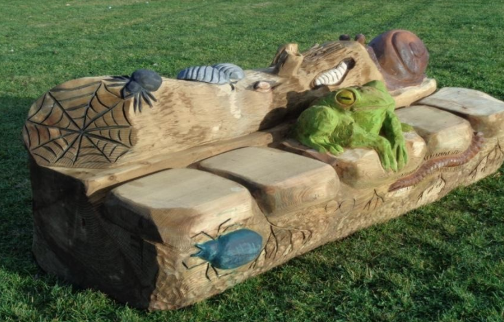 Carved Themed seating